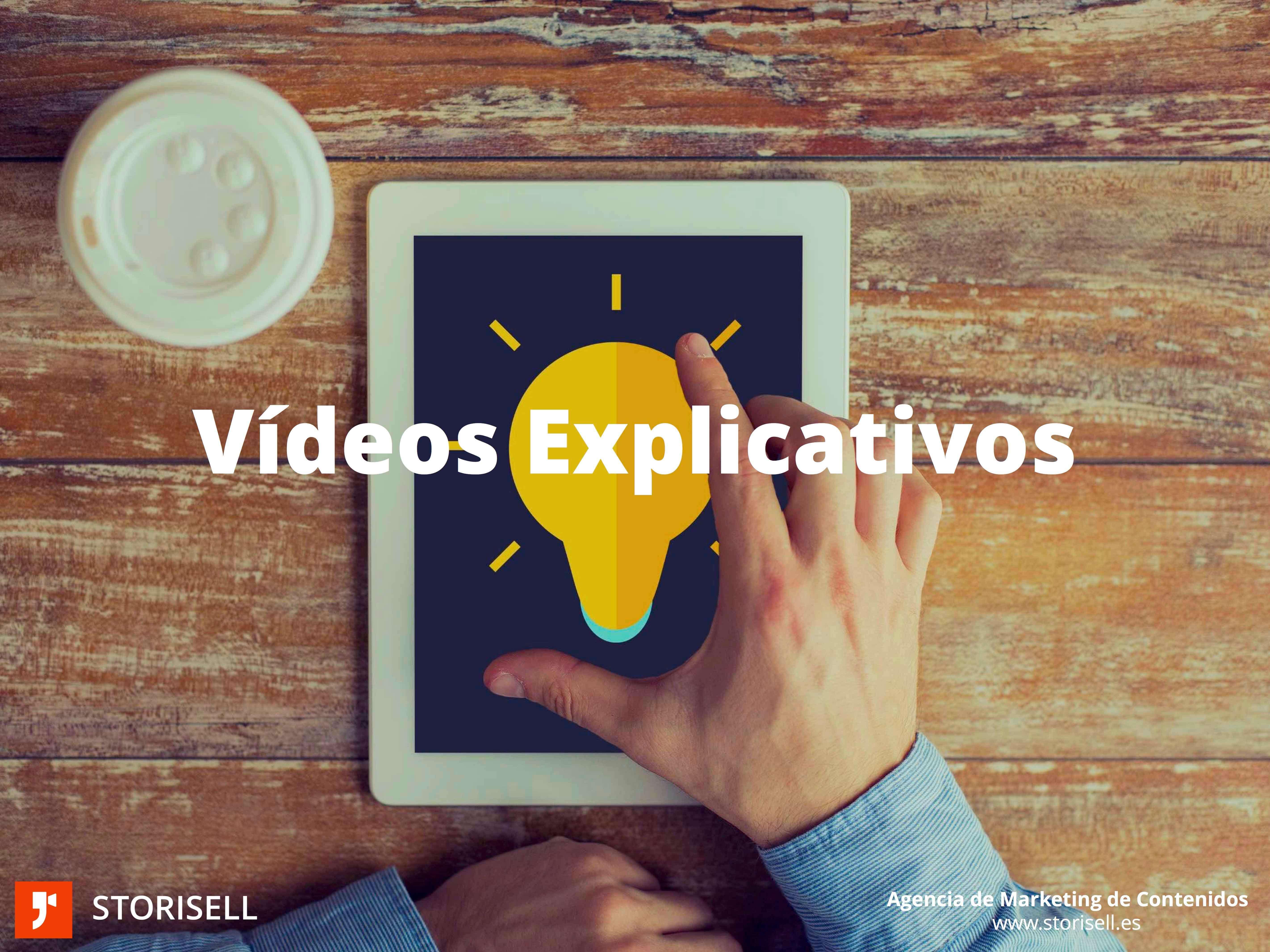 Vídeos Explicativos Storisell. Presenta tu empresa en 60 segundos con un vídeo explicativo. Storisell ofrece vídeos animados y motion graphics personalizados a sus clientes y agencias asociadas. Crea un vídeo explicativo animado o una animación personalizada para tu proyecto. Mejora la página web de tu empresa, tus presentaciones de venta y tu estrategia de marketing en las redes sociales. En Storisell creemos que los vídeos animados de calidad son la clave para transformar tu estrategia de marketing. https://storisell.es/videos-explicativos/